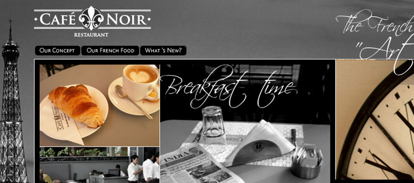 Cafe Noir Restaurants India Pvt Ltd