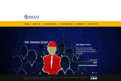 Finman Executive Search Pvt Ltd